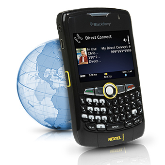 Traveling internationally with a Nextel device