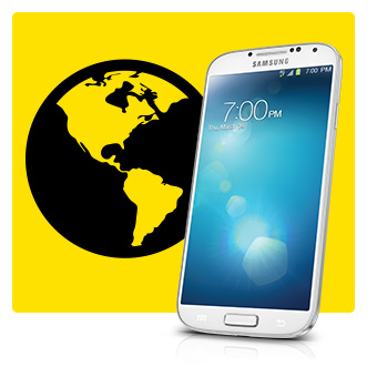 Traveling internationally with a Sprint device