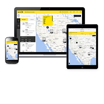 Sprint Workforce Locator