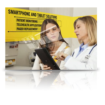 Sprint Solutions by Industry - Healthcare